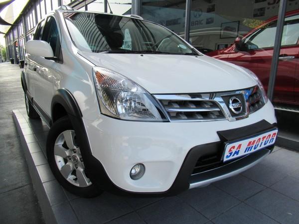 2015 Nissan Livina 1.6 Acenta X-gear  Gauteng Randburg_0