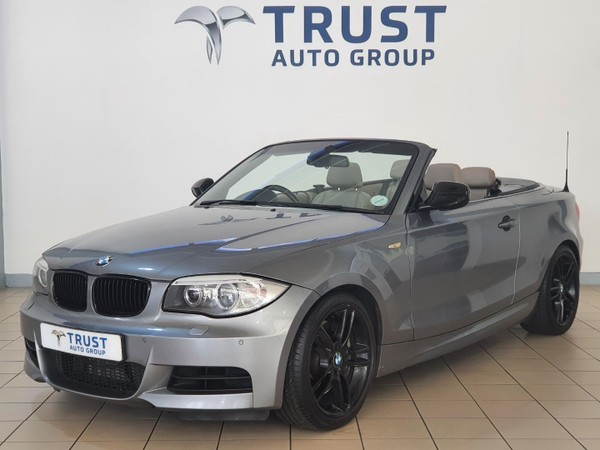 2011 BMW 1 Series 135i Convertible At  Western Cape Cape Town_0