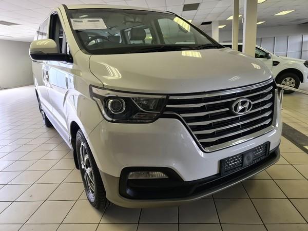 2018 Hyundai H1 2.5 CRDI Wagon Auto Western Cape Worcester_0