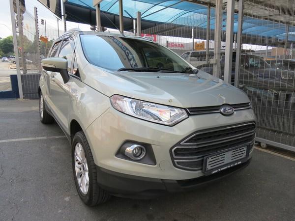 2016 Ford EcoSport 1.0 Titanium Gauteng Johannesburg_0