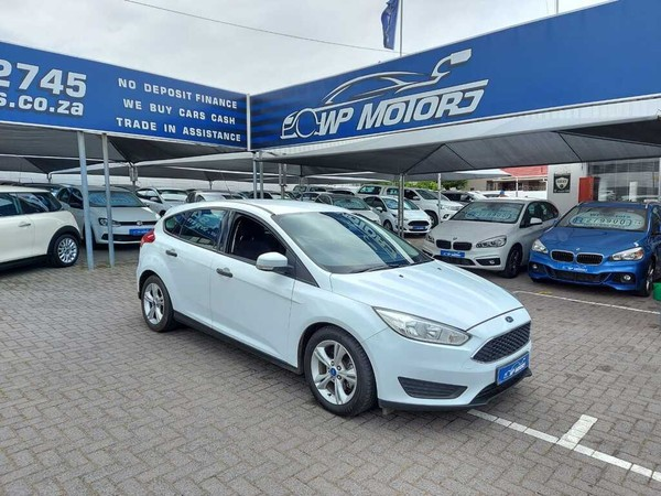 2015 Ford Focus 1.0 Ecoboost Ambiente 5-Door Western Cape Bellville_0