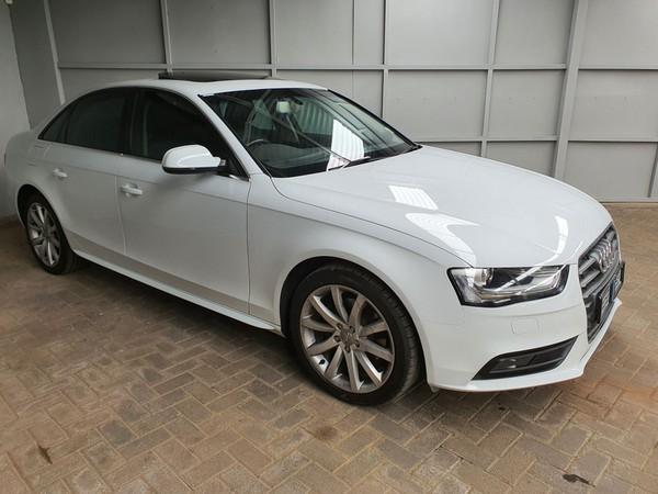 2013 Audi A4 1.8t Se Multitronic  Free State Bloemfontein_0