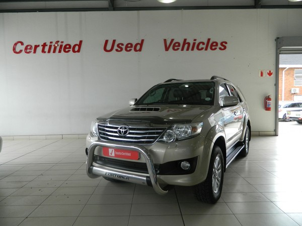 2014 Toyota Fortuner 3.0d-4d Rb At  North West Province Brits_0