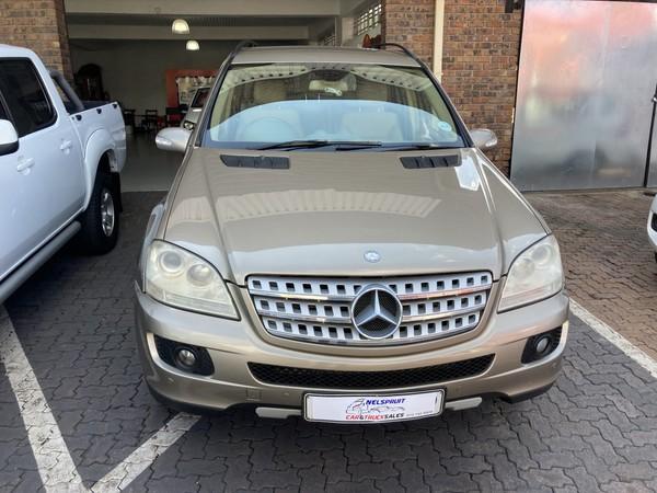 2007 Mercedes-Benz M-Class Ml 320 Cdi At  Mpumalanga Nelspruit_0