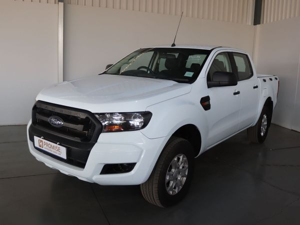 2016 Ford Ranger 2.2TDCi XL 4X4 Double Cab Bakkie Gauteng Springs_0