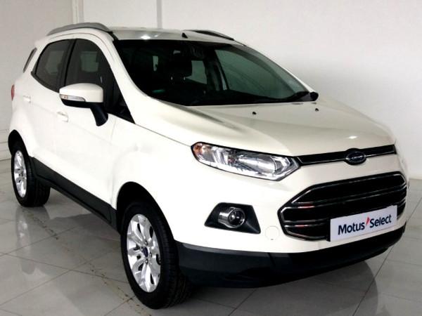 2018 Ford EcoSport 1.0 Titanium Gauteng Randburg_0