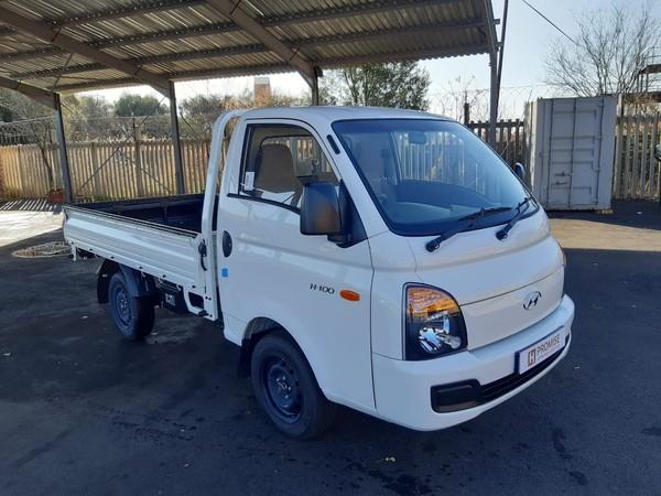 2020 Hyundai H100 Bakkie 2.6d Ac Fc Ds  Gauteng Springs_0