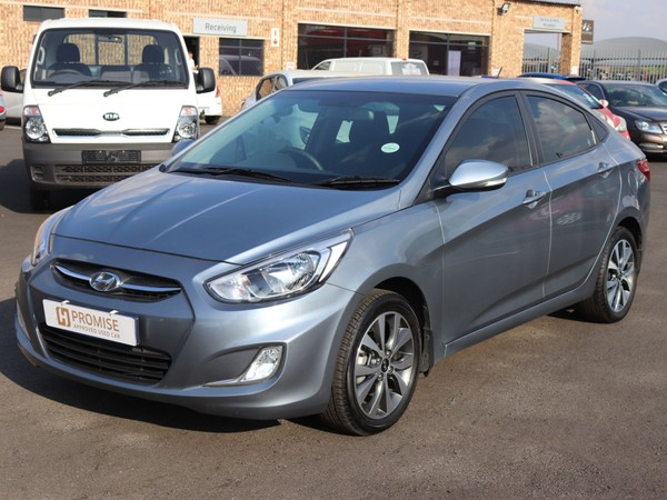 2018 Hyundai Accent 1.6 Gls At  Gauteng Springs_0