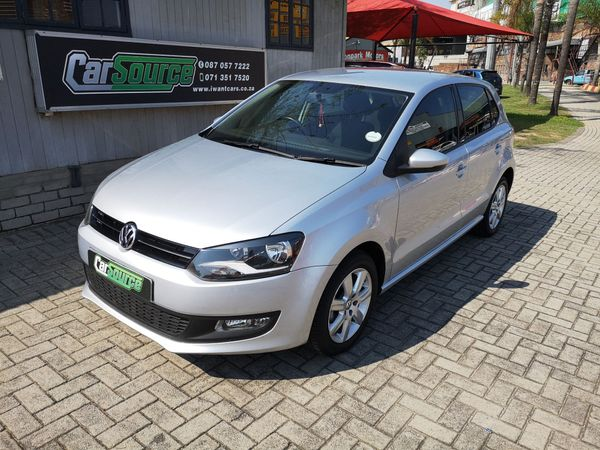 2013 Volkswagen Polo 1.4 Comfortline 5dr  Mpumalanga Nelspruit_0