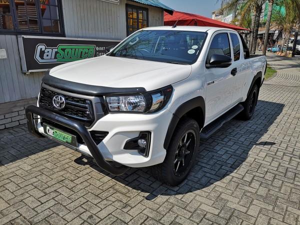 2019 Toyota Hilux 2.4 GD-6 RB SRX PU ECAB Mpumalanga Nelspruit_0
