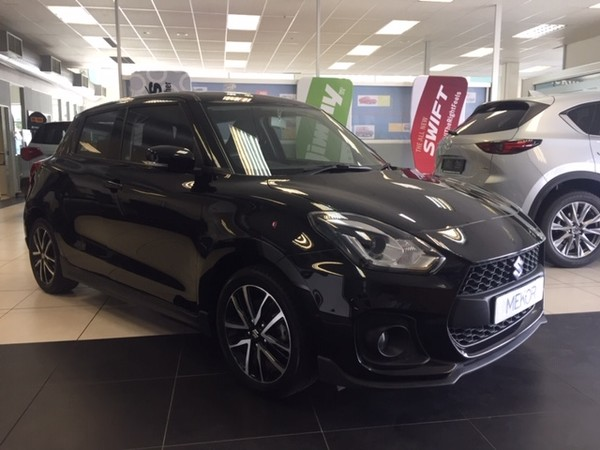 2019 Suzuki Swift 1.4T Sport Manual Western Cape Cape Town_0