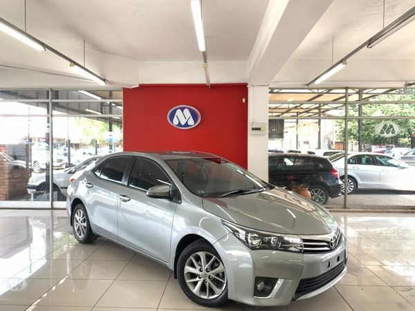 2017 Toyota Corolla 1.6 Sprinter Gauteng Vereeniging_0