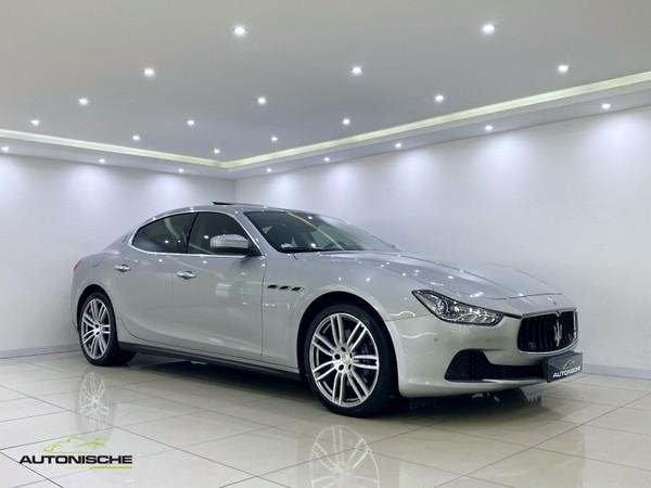 2017 Maserati Ghibli Diesel Kwazulu Natal Durban_0