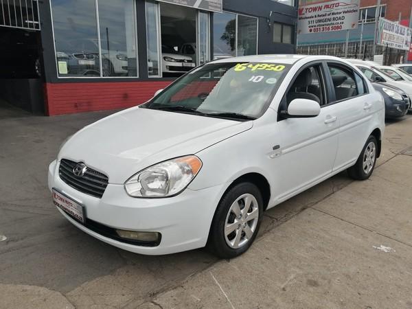 2010 Hyundai Accent 1.6 Gls  Kwazulu Natal Durban_0