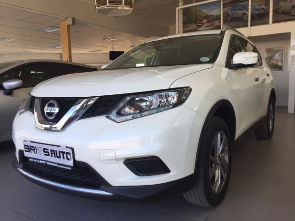 2017 Nissan X-Trail 2.0 XE T32 North West Province Brits_0