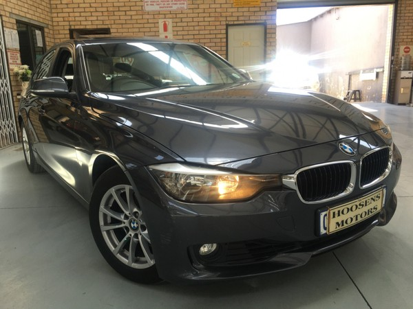 2012 BMW 3 Series 320i  At steptronic f30 with glass sunroof Free State Villiers_0