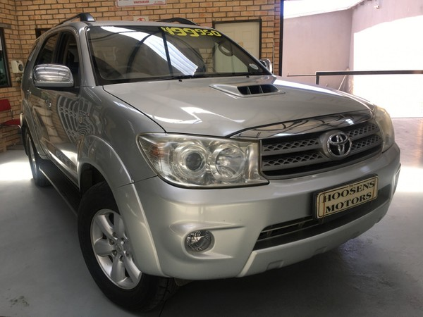 2010 Toyota Fortuner 3.0d-4d Rb manual 4x2 Free State Villiers_0