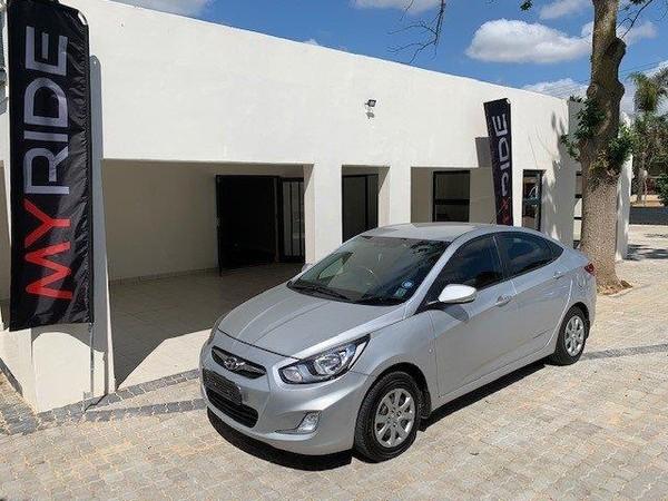 2012 Hyundai Accent 1.6 Gls At  Western Cape Malmesbury_0