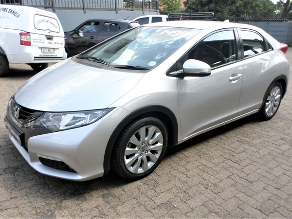 2013 Honda Civic 1.8 Executive 5dr  Mpumalanga Ermelo_0
