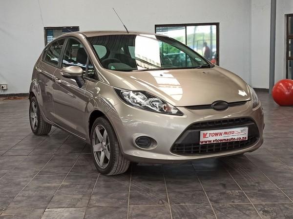 2011 Ford Fiesta 1.6i Ambiente 5dr  Gauteng Vereeniging_0