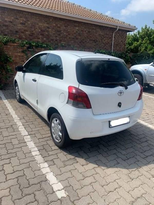 2011 Toyota Yaris T1 3dr  Gauteng Centurion_0
