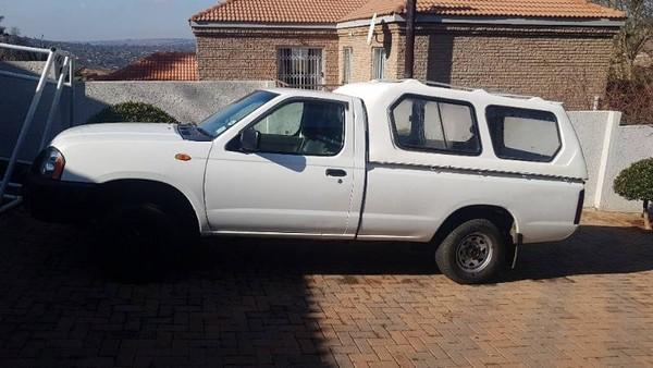 2017 Nissan NP300 Hardbody 2.0i LWB Single Cab Bakkie Gauteng Krugersdorp_0