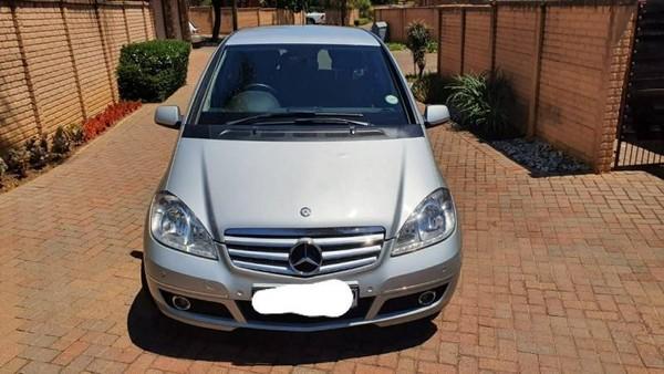 2011 Mercedes-Benz A-Class A 180 Cdi Avantgarde At  Gauteng Equestria_0