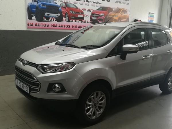 2015 Ford EcoSport 1.0 Ecoboost Titanium Gauteng Johannesburg_0