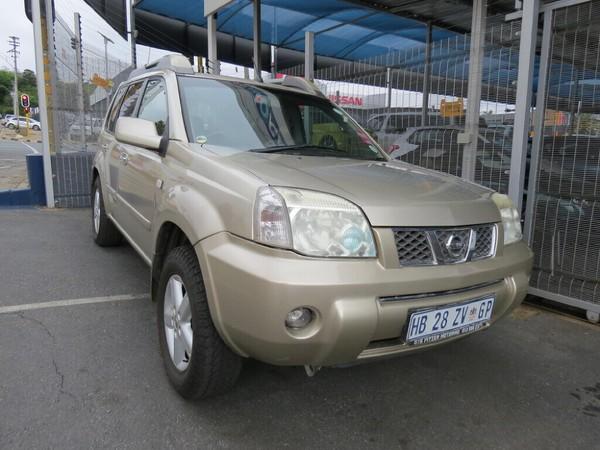 2007 Nissan X-Trail 2.2d Sel r59  Gauteng Johannesburg_0