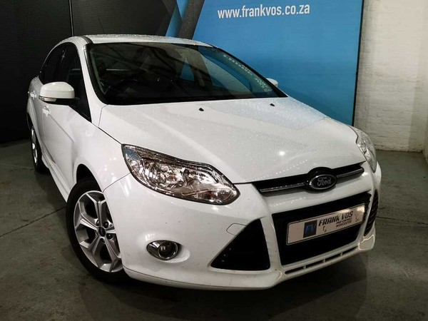2014 Ford Focus 1.6 Ti Vct Trend  Western Cape Somerset West_0