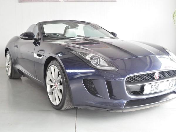2015 Jaguar F-TYPE S 3.0 V6 Coupe Free State Bloemfontein_0