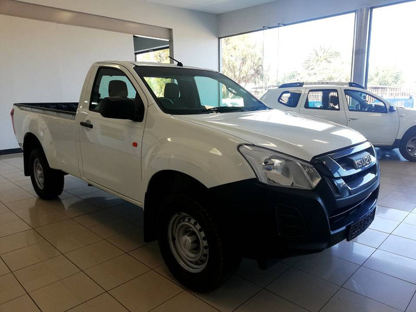 2019 Isuzu D-MAX 250 HO Fleetside Single Cab Bakkie North West Province Lichtenburg_0