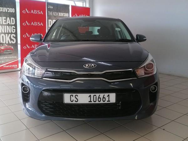 2019 Kia Rio 1.4 EX 5-Door Western Cape Western Cape_0