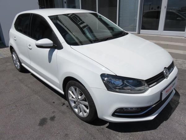 2016 Volkswagen Polo 1.2 TSI Highline DSG 81KW Eastern Cape Port Elizabeth_0