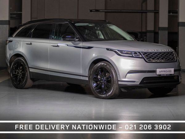 2018 Land Rover Velar 3.0D SE 202KW Western Cape Tokai_0