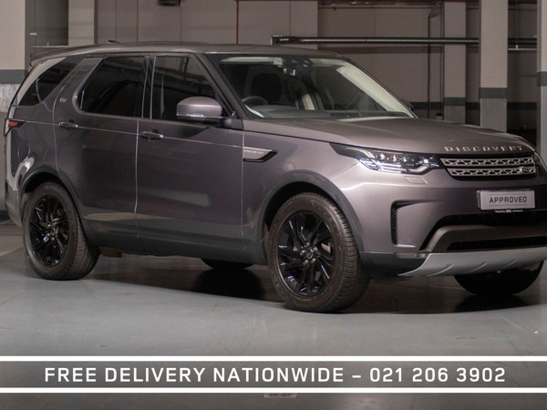 2018 Land Rover Discovery 3.0 Si6 HSE Western Cape Tokai_0