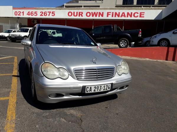 2002 Mercedes-Benz C-Class C 320 Elegance At  Western Cape Cape Town_0