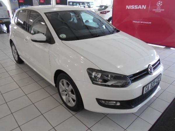 2011 Volkswagen Polo 1.4 Comfortline 5dr  Western Cape Cape Town_0