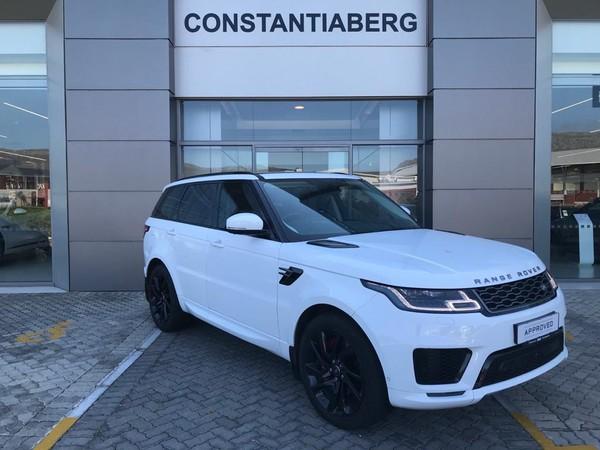 2018 Land Rover Range Rover Sport 4.4 SDV8 HSE Dynamic Western Cape Tokai_0