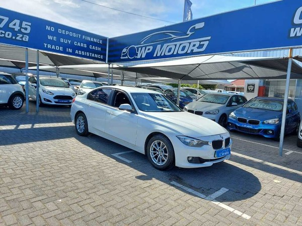 2012 BMW 3 Series 320i  At f30  Western Cape Bellville_0