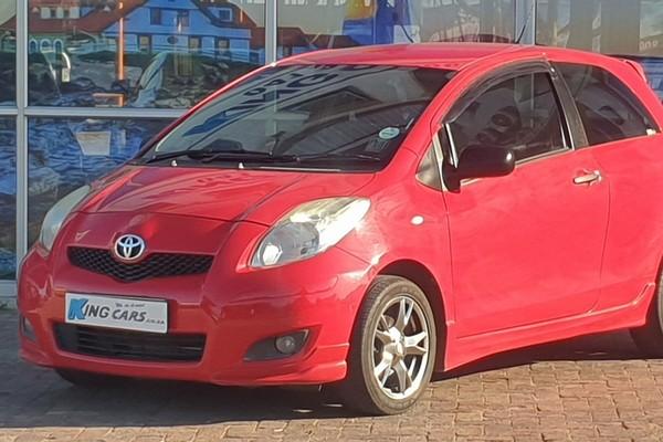 2010 Toyota Yaris T1 3dr Ac  Eastern Cape Port Elizabeth_0