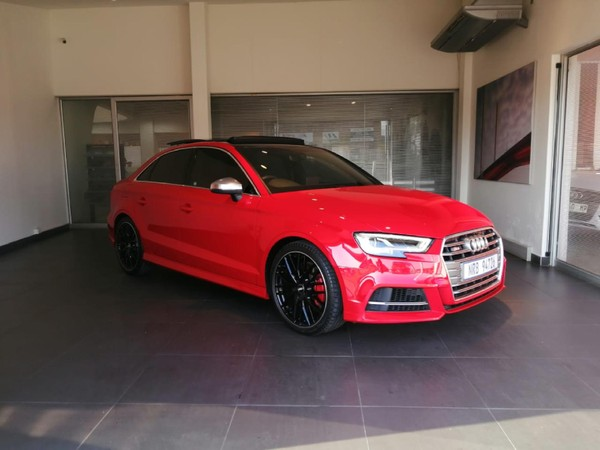 2020 Audi S3 S-Tronic Kwazulu Natal Richards Bay_0