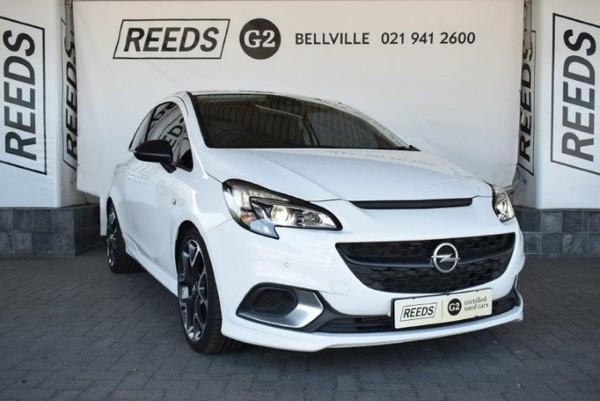 2020 Opel Corsa GSI 1.4T 3-Door Western Cape Bellville_0