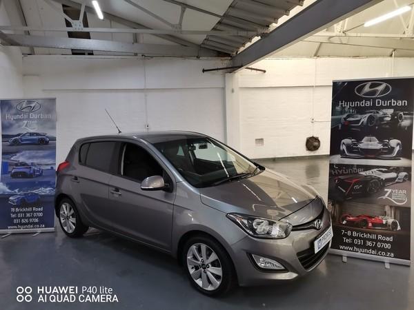 2013 Hyundai i20 1.4 Glide  Kwazulu Natal_0