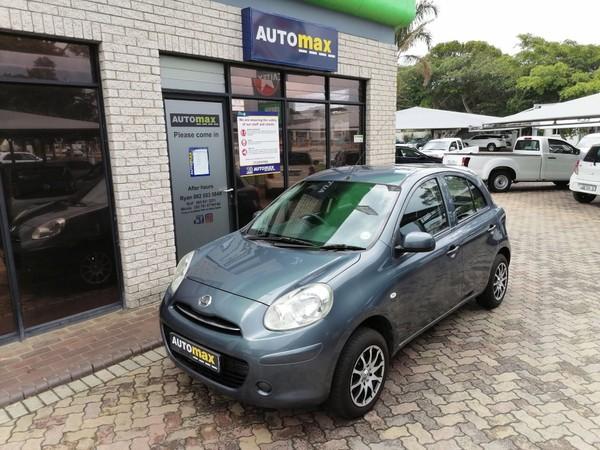 2011 Nissan Micra 1.2 Acenta 5dr d83  Eastern Cape Port Elizabeth_0