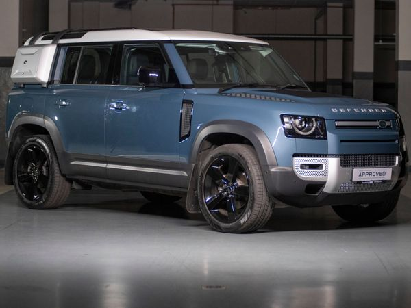 2020 Land Rover Defender 110 D240 SE 177kW Western Cape Tokai_0