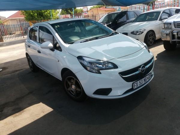 2017 Opel Corsa 1.0T Ecoflex Essentia 5-Door Gauteng Germiston_0