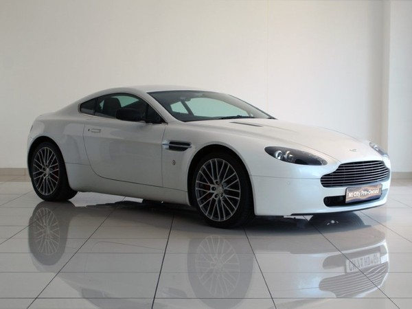 2010 Aston Martin Vantage Coupe Sshift  Western Cape Goodwood_0