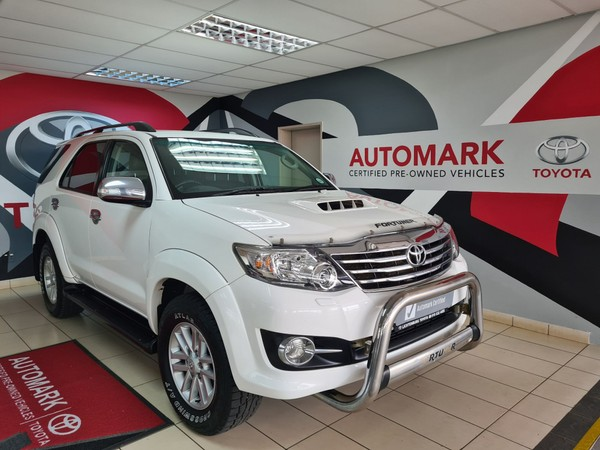 2015 Toyota Fortuner 3.0d-4d Rb  North West Province Lichtenburg_0