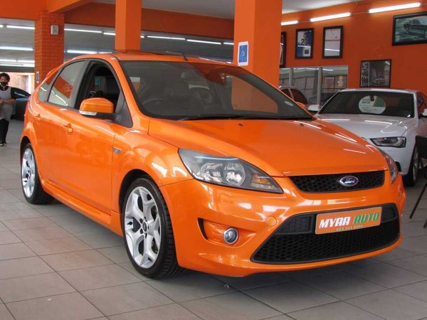 2010 Ford Focus 2.5 St 5dr  Western Cape Cape Town_0